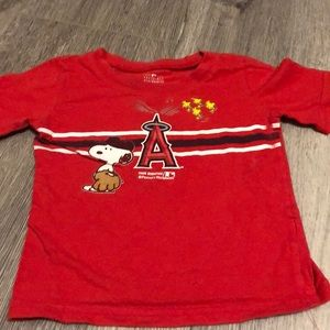 Snoopy angels shirt